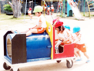 第二るんびに幼稚園 園の行事