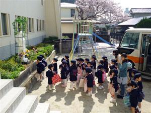 岩国聖母幼稚園 教育方針