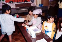 四恩幼稚園 園の行事