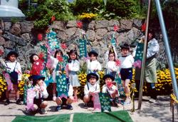 福王幼稚園 園の行事