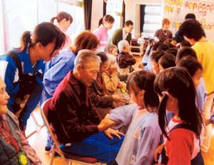 山口県鴻城高校附属幼稚園 園の特色
