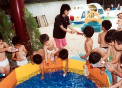 麻郷幼稚園 園の行事