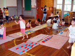 めぐみ幼稚園 園の特色