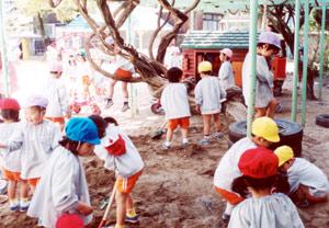 るんびに幼稚園 教育方針