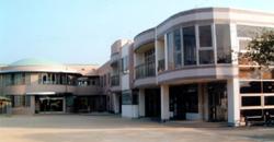 聖和幼稚園 園舎全景