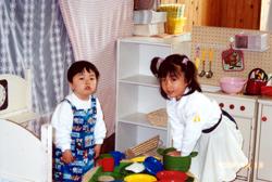 富田幼稚園 園の特色
