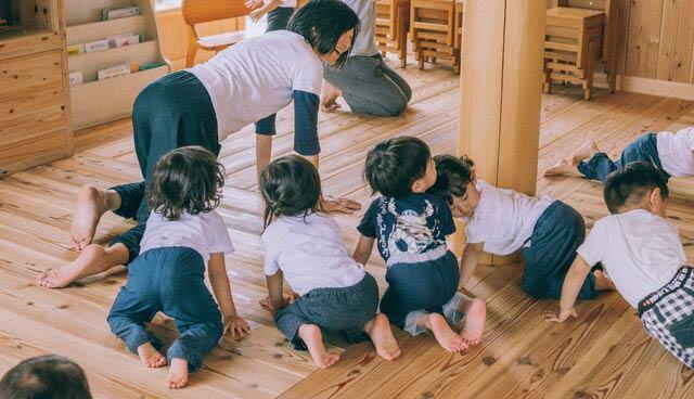 小郡幼稚園 園の特色