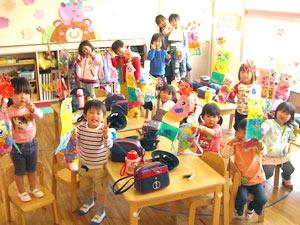 小野田めぐみ幼稚園 園の行事