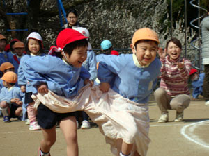 山口天使幼稚園 園の行事