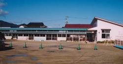 海の星幼稚園 園舎全景
