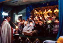 下松暁の星幼稚園 園の特色