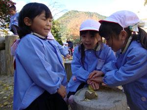山口天使幼稚園 園の特色
