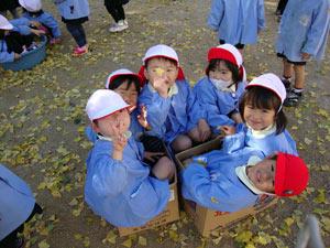 山口天使幼稚園 教育方針