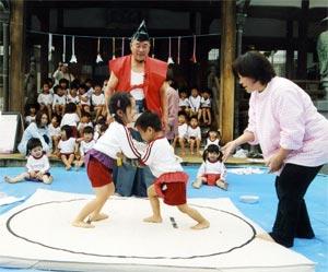 今津幼稚園 園の特色