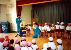 認定こども園 下関短期大学付属第一幼稚園 園の特色