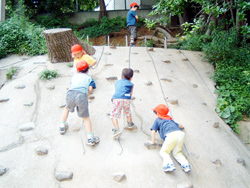 めぐみ幼稚園 園の行事