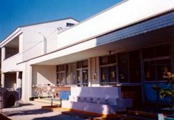柳井幼稚園 園舎全景