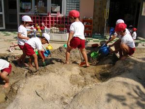 法寿幼稚園 園の行事