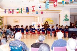 認定こども園 下関短期大学付属第一幼稚園 園の行事