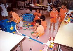原中央幼稚園 園の行事