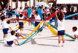 暁の星幼稚園 園の特色