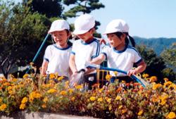 認定こども園 萩光塩学院幼稚園 園の特色