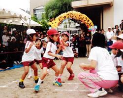 亀山幼稚園 園の行事