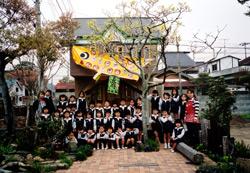 長府幼稚園 園の行事